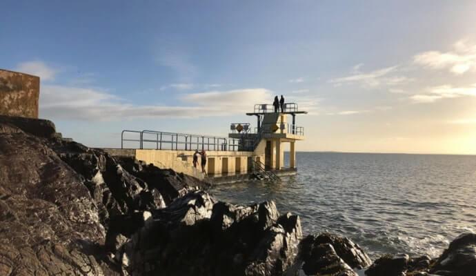 Blackrock Diving Tower