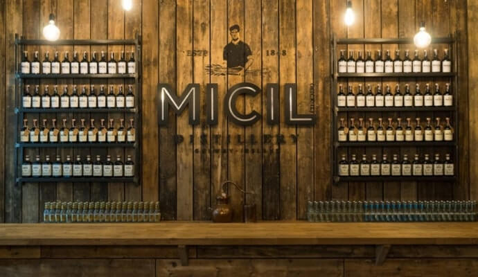 Micil Distillery tour