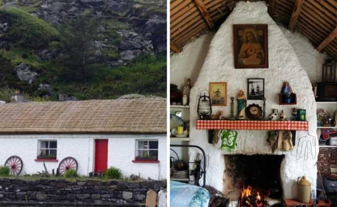 Glencolmcille Folk Village Donegal