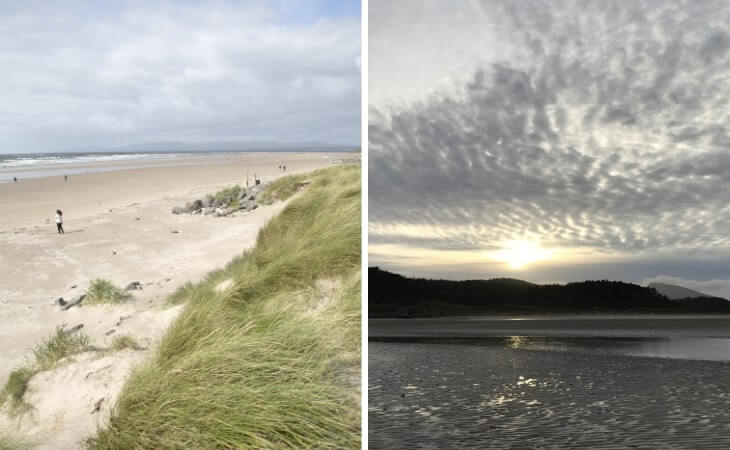 Rossnowlagh Beach Donegal