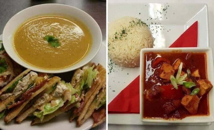 restaurants in glenties in donegal