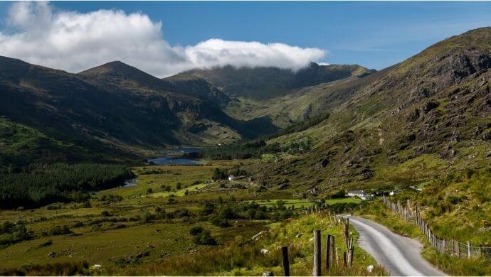 the black valley in killarney