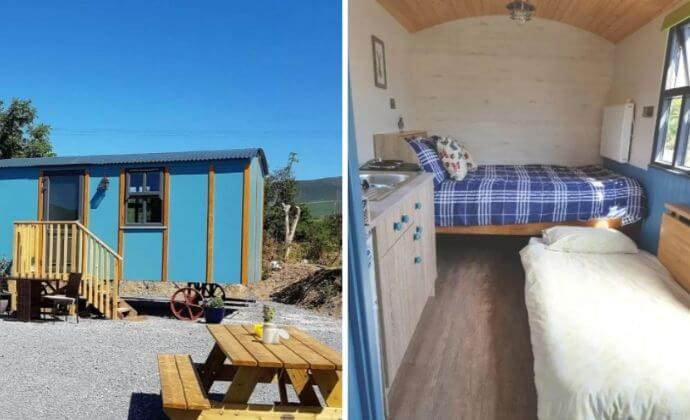 Dingle Way Glamping kerry