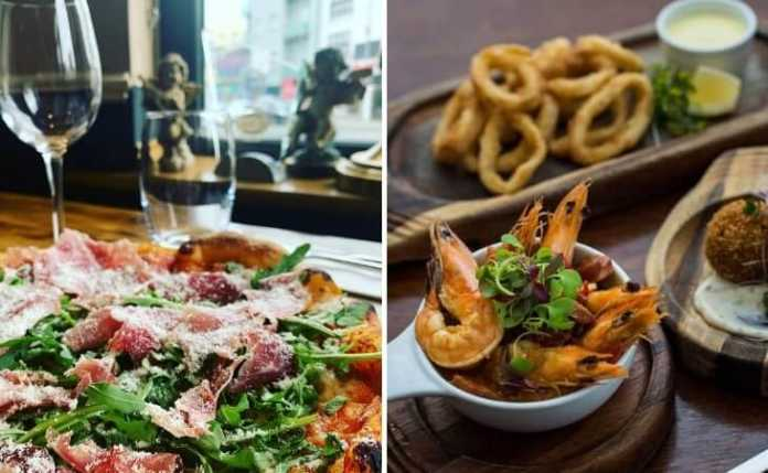 best restaurants in salthill