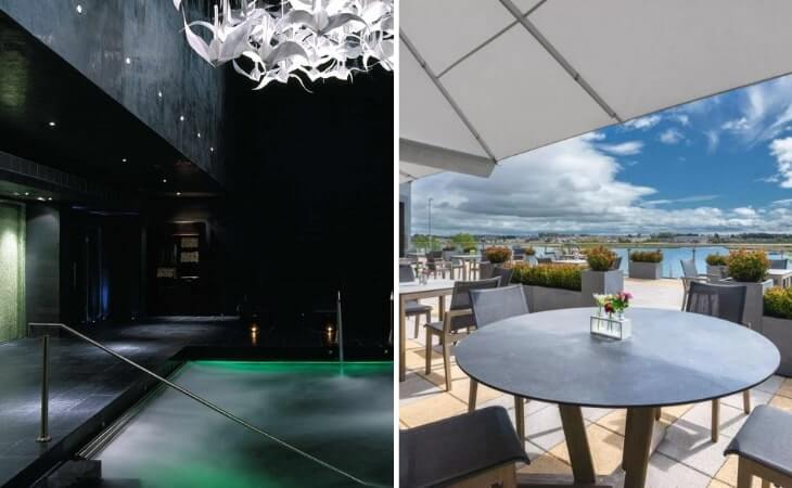 best spa hotels in galway