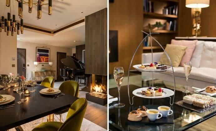 luxury hotels belfast