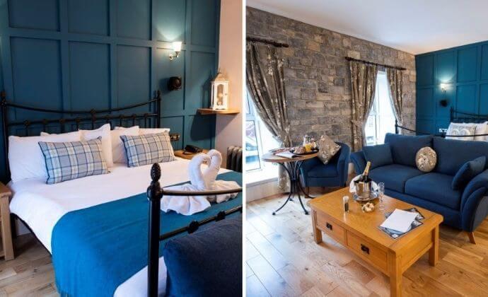 accommodation in glenties