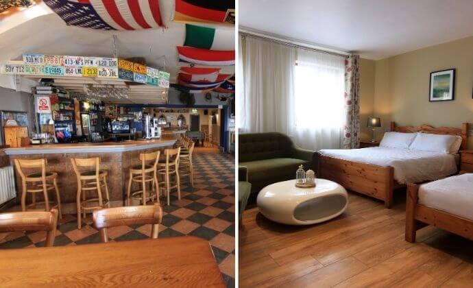 Inis Oirr airbnbs