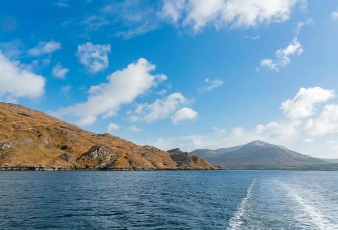 Killary boat tours