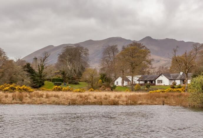 Lord Brandon's Cottage killarney