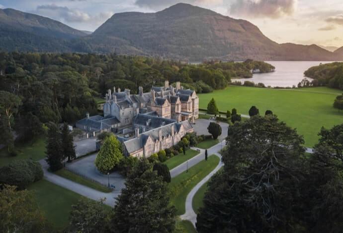 Muckross House And Gardens In Killarney