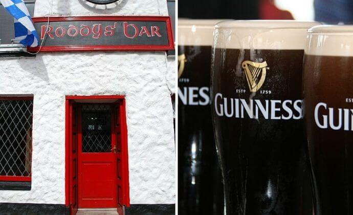 pubs in glenties