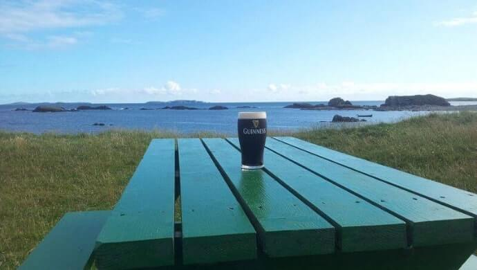 inishbofin island hotels and pubs