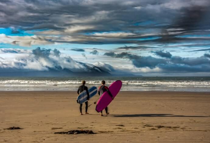 surfing clonakilty