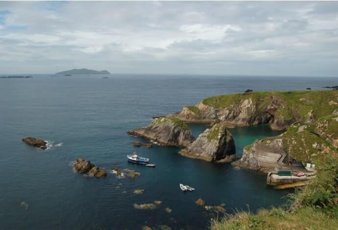 the blasket island ferry