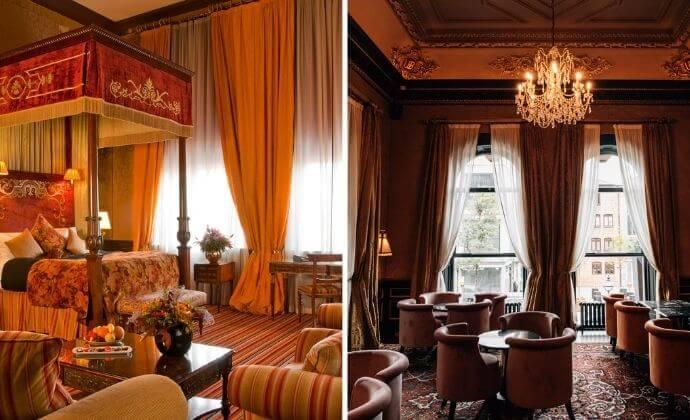 spa hotels belfast