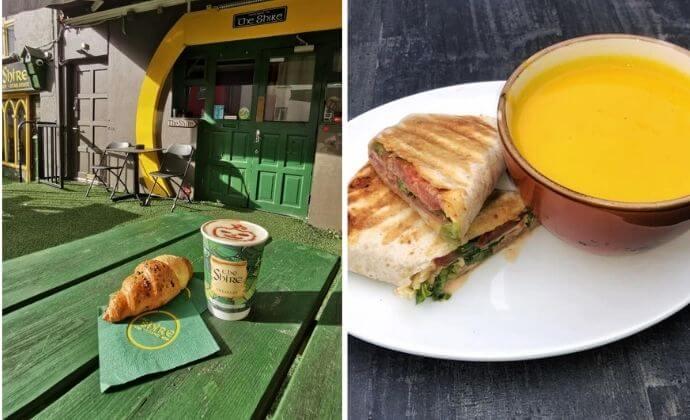 food in Killarney