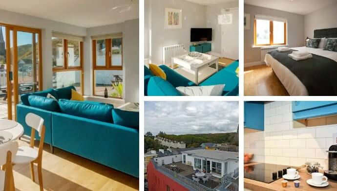 a home with a view in clifden