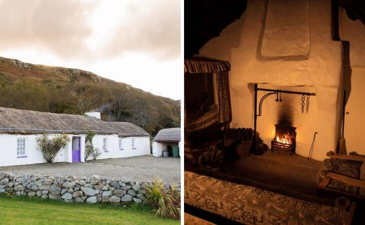 donegal cottages to rent