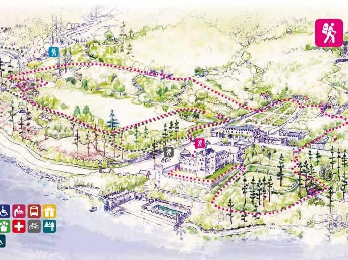 Glenveagh trail