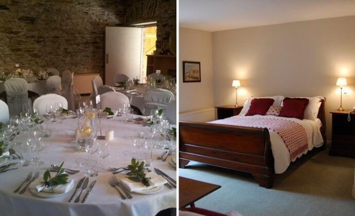 accommodation at bantry house
