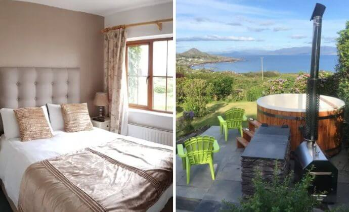 Caherdaniel accommodation