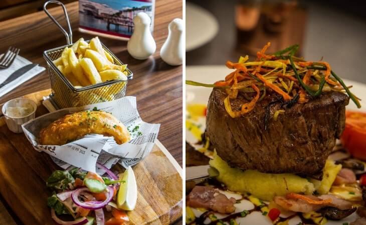 Cobh restaurants guide