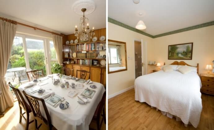 a good value bed and breakfast in kinsale