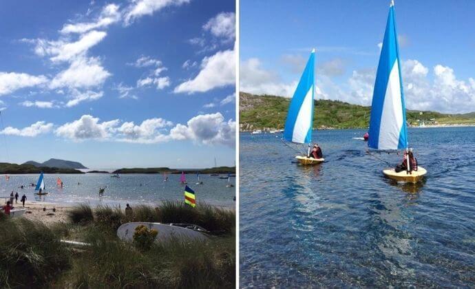 Caherdaniel sea sports