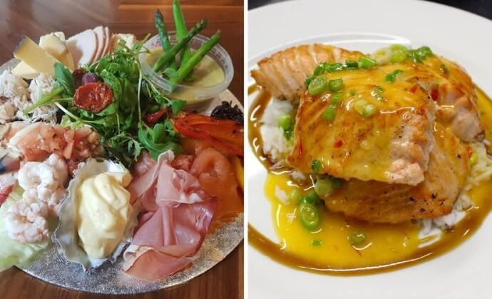 seafood restaurants in kinsale