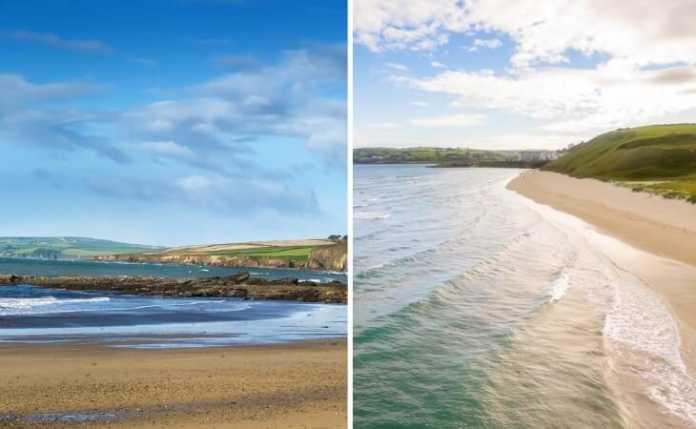 best beaches near Kinsale