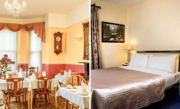 central b&bs in cork city