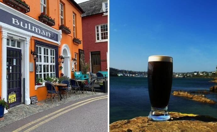places to eat in kinsale