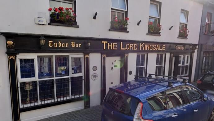 the lord kingsale