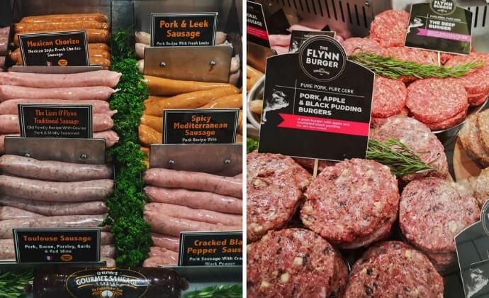 O'Flynn's Gourmet Sausages