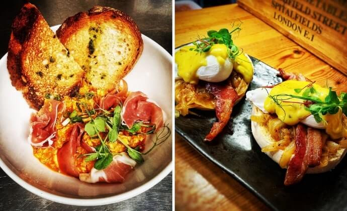 the best places for brunch in cork