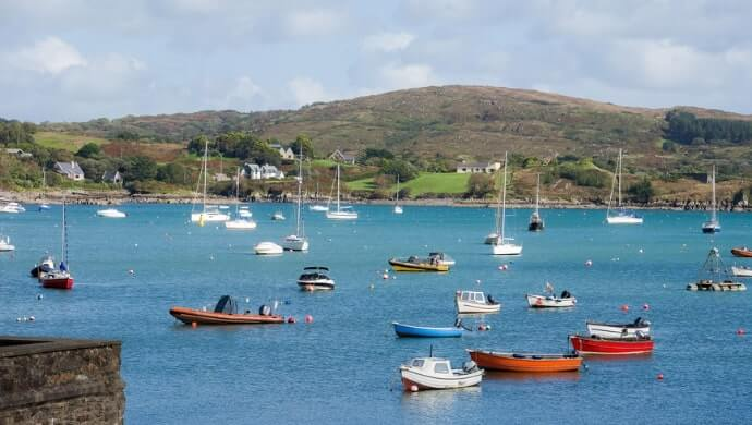 history of schull