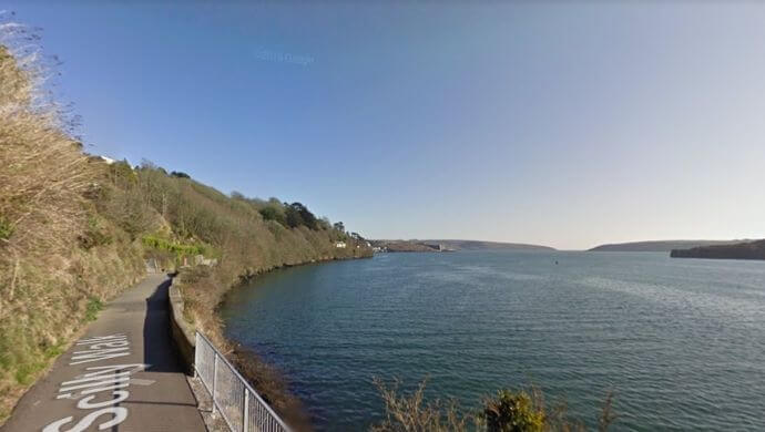 the scilly walk in kinsale