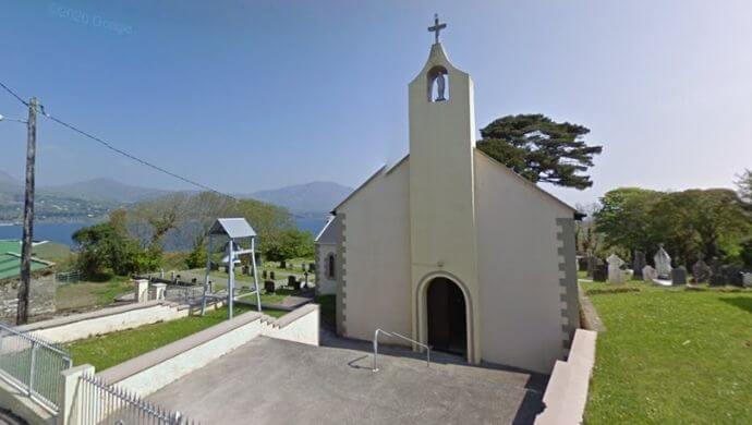bere island church