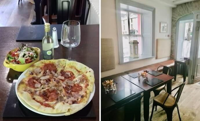 restaurants in Ennistymon