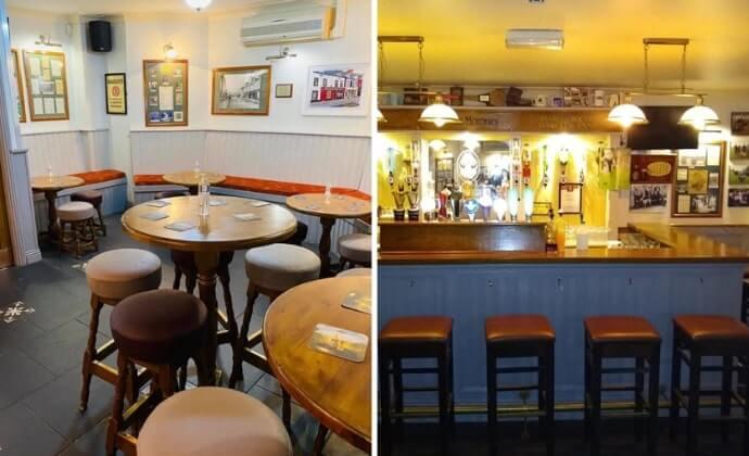 Moroney's bar ennis