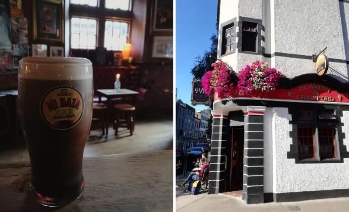 oldest pubs in Cork City