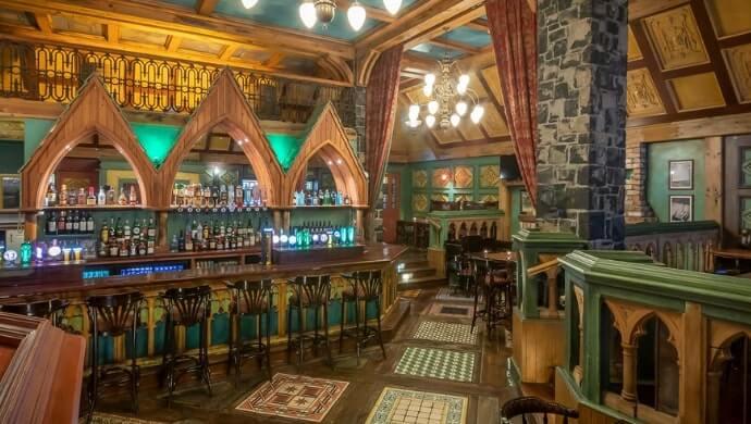 Preacher's Pub