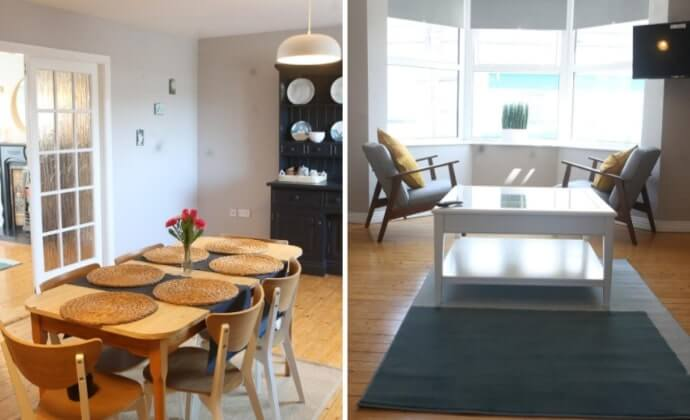 Kilkee accommodation with excellent reviews