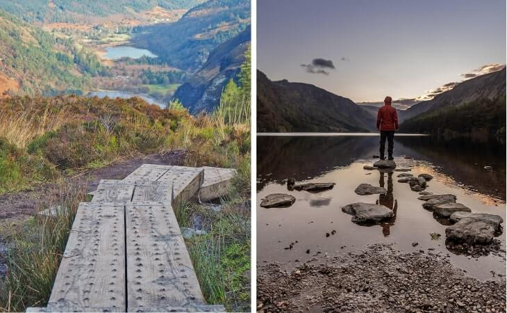 wicklow mountains national park guide