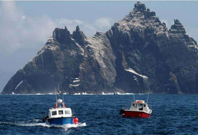 skellig michael boat tours