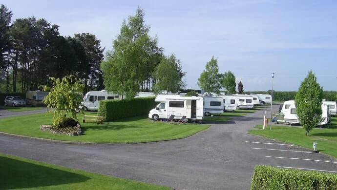 Blarney caravan site cork