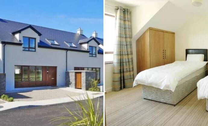 Corran Meabh self catering lahinch
