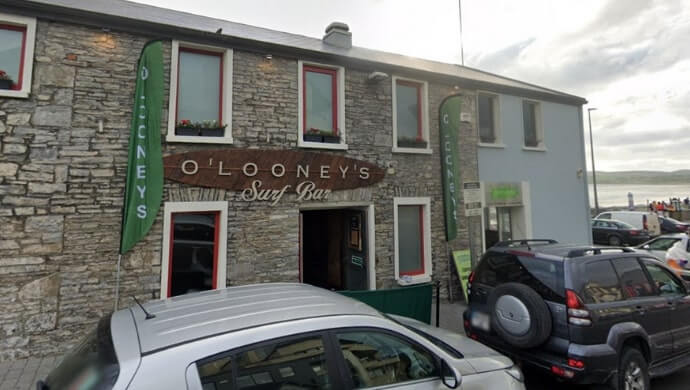 places to eat in Lahinch