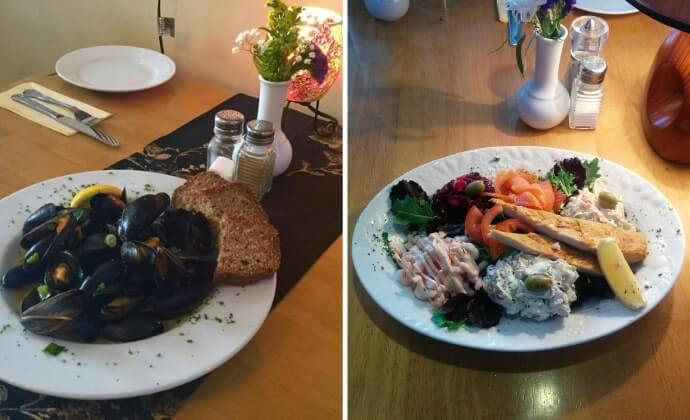 places to eat in Miltown Malbay